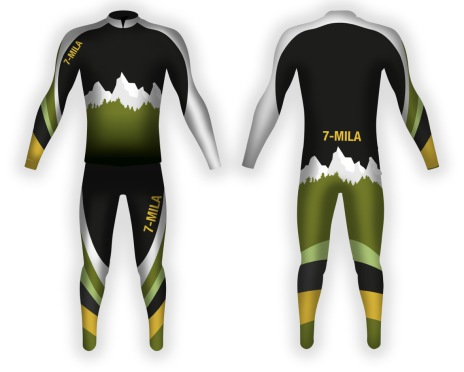 Team7-mila Race Suit