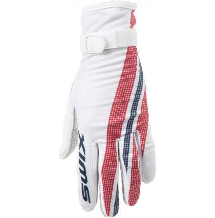 Swix - M's Competition light glove - White