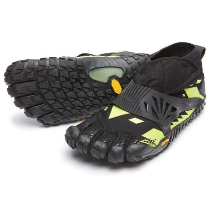 M's Vibram FiveFingers Spyridon MR Elite - Black/Yellow
