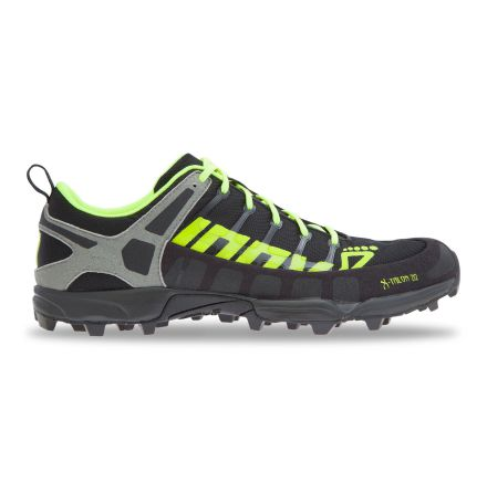 M's Inov8 X-Talon 212 - UNISEX Precision fit - Black/Neon Yellow/