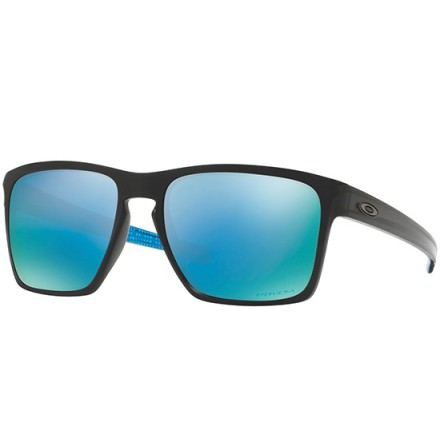 Oakley Silver XL - Polished Black  (Prizm Deep H2O Polarized)