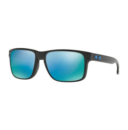 Oakley Holbrook Polished Black - Prizm Deep water Polarized