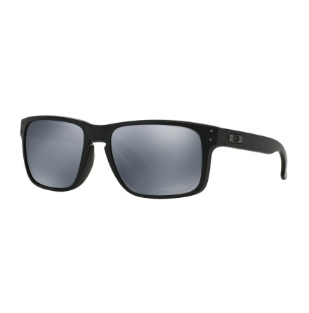 Oakley Holbrook Matte Black - Iridium Polarized