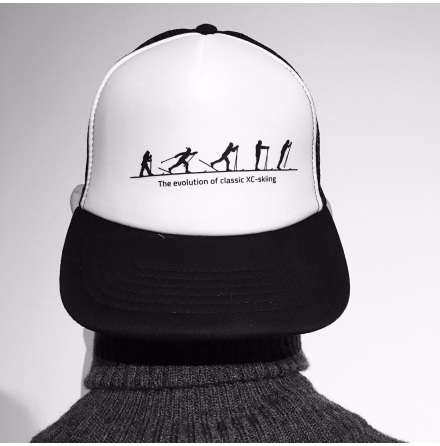 XC-Evolution Trucker Hat