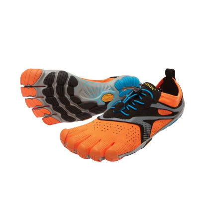 M's Vibram FiveFingers - V-RUN - Orange